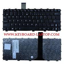 Jual Keyboard Laptop Asus Seashell Eee Pc 1015, 1015B, 1015BX, 1015CX, 1015P, 1015PX, 1015TX, 1016 Series/ 04GOA292KUS00-1, V103662GS1, 0KNA-292US01, 13GOA292AP070 (Brown Coffee with Black FRAME/15074B)