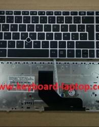 Keyboard HP Elitebook 8560P 8570P-keyboard-laptop.com