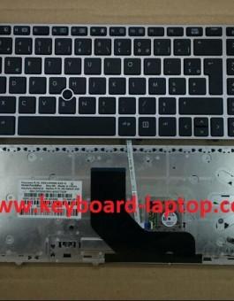 Keyboard HP Elitebook 8560P 8570P