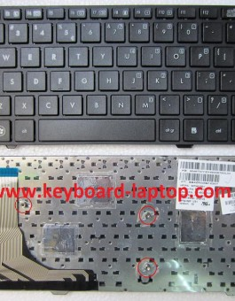Keyboard Laptop HP Probook 6360b