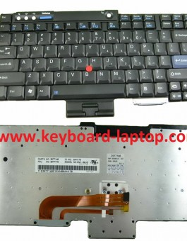 Keyboard Laptop IBM Thinkpad T60