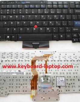 Keyboard Laptop LENOVO GENUINE THINKPAD NOTEBOOK X200
