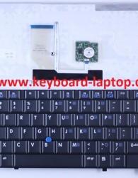 Keyboard Laptop Notebook HP Compaq NC6400 -keyboard-laptop.com