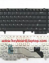 Keyboard Laptop Dell Latitude E6520-keyboard-laptop.com