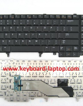 Keyboard Laptop Dell Latitude E6520