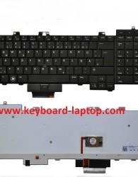 Keyboard Laptop Dell Precision M6400-keyboard-laptop.com