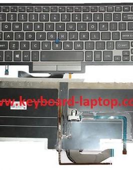 Keyboard Laptop TOSHIBA Portege Z10T with Pointer