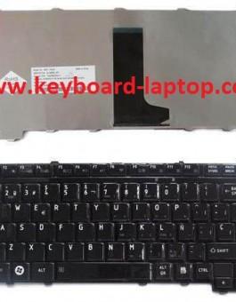 Keyboard Laptop for Toshiba Satellite M500
