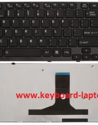 Keyboard laptop Toshiba Satellite A660-keyboard-laptop.com