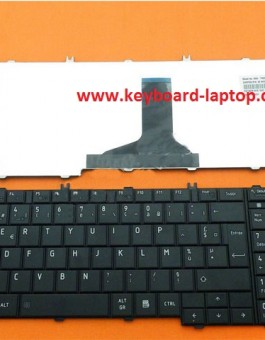 Keyboard laptop Toshiba Satellite C650